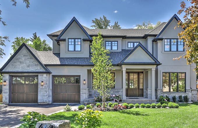 Luxury Builders Oakville, Burlington and Mississauga