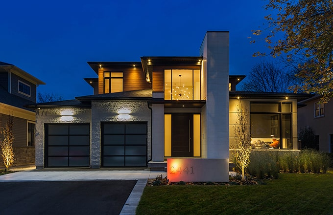Luxury Home Builders Oakville, Halton, Burlington and Mississauga
