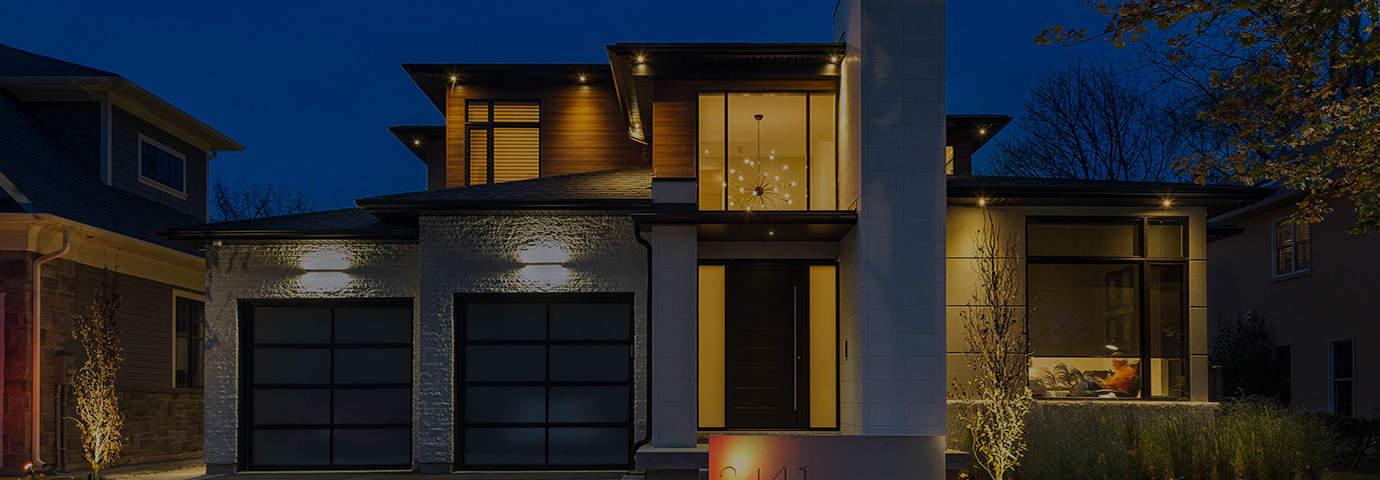 Luxury Custom Home Builders Oakville Ontario