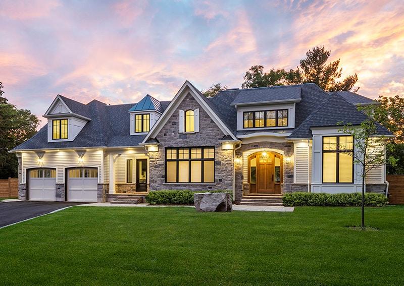 custom home builders oakville custom homes burlington versacorp homes